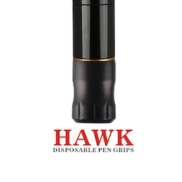 25MM HAWK Disposable Pen Grips – Short