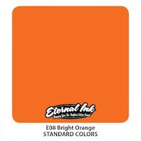 Eternal Ink Bright Orange