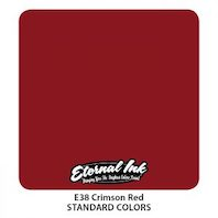 Eternal Ink Crimson Red